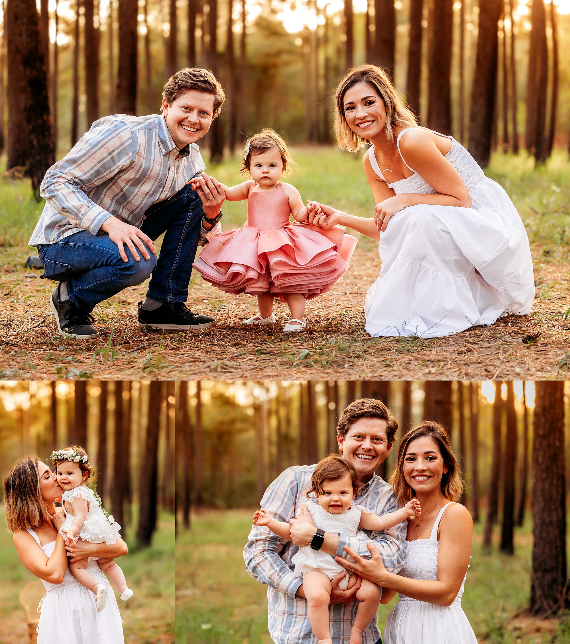 photoshoot with family